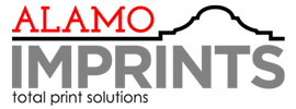 San Antonio Printing | Alamo Imprints Logo